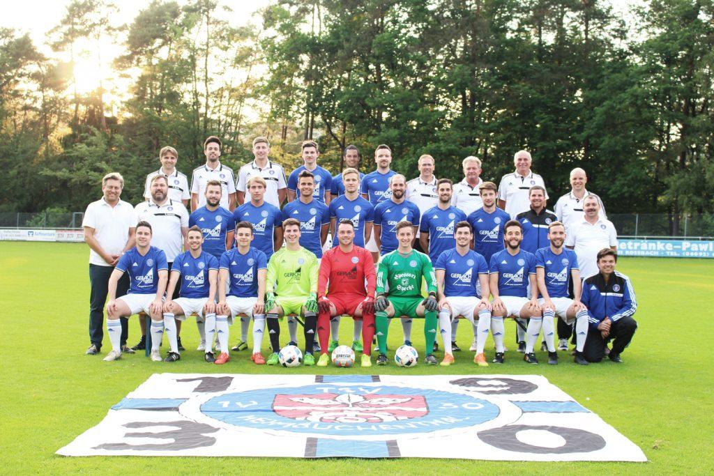 TSV Heimbuchenthal ist Meister