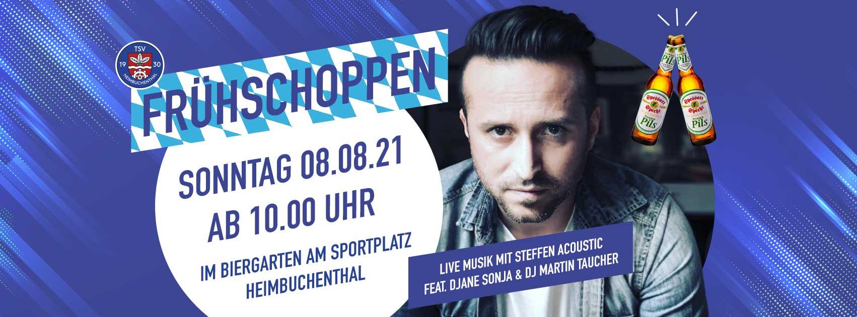TSV Heimbuchenthal Frühschoppen mit Brunner Acoustik